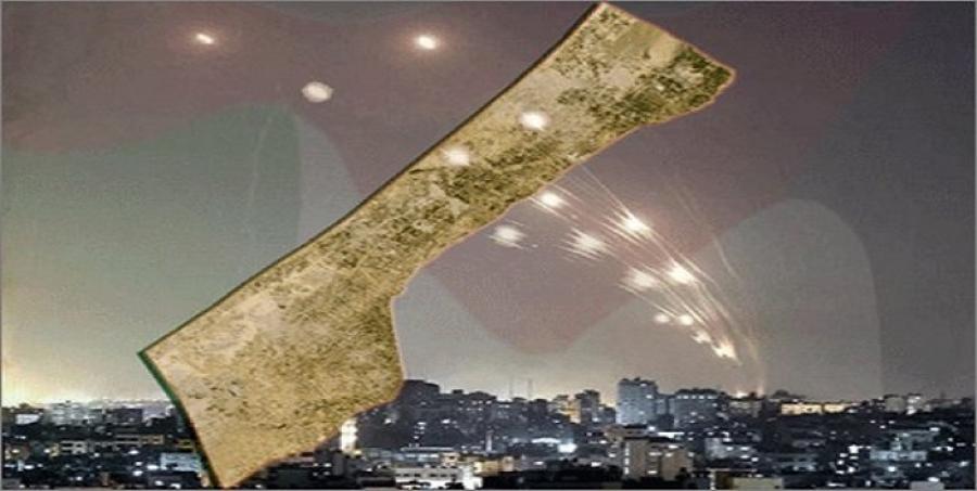 ورقة علمية: انعكاسات العدوان الإسرائيلي في أيار/ مايو 2021 على قطاع غزة وملف إعادة الإعمار